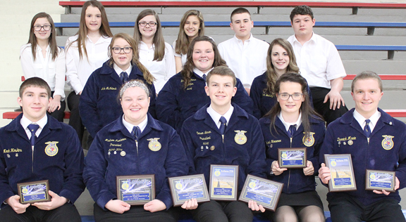 ffa essays The winner and the four runners-up in the annual state ffa essay contest were announced last week the 2018 state winner in iowa is anna campbell of the audubon ffa chapter in western iowa.